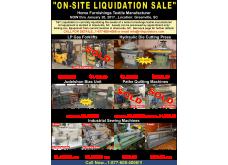 Fairmont, NC Liquidation #2