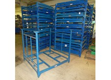 Metal Stack Racks