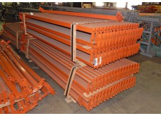 Ridge-U-Rack Beams