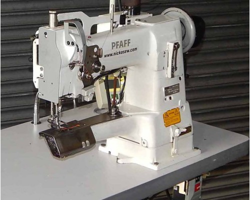 Pfaff Model 40GH40 Walking Foot Sewing Machine Inspiration Pfaff Walking Foot Sewing Machine
