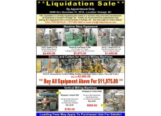 Raleigh, NC Liquidation