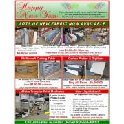 January 2019 Sales Flyer