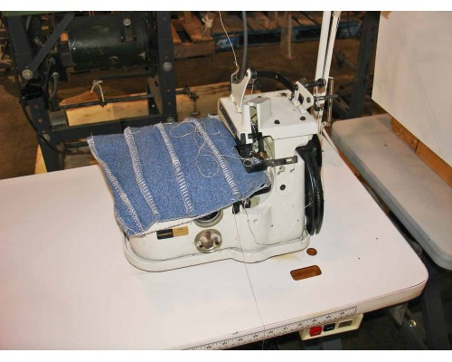 Daimoku Carpet Serger Overedging Machine