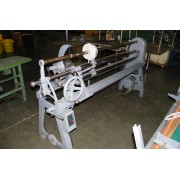 Utica Cloth Slitting Machine