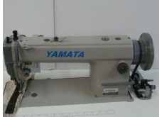 Yamato Model 5318, single needle walking foot lock stitch machine